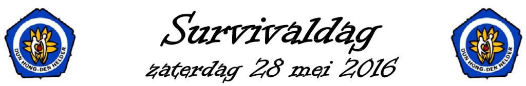 Dun Hong Survival dag @ H.A.B.C. Dun Hong | Den Helder | Noord-Holland | Nederland