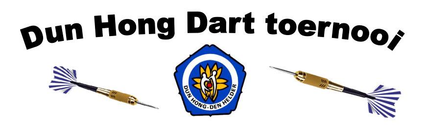 Dun Hong Dart toernooi @ H.A.B.C. Dun Hong | Den Helder | Noord-Holland | Nederland