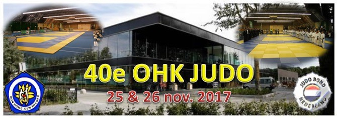 Internationale Open Helderse Judo Kampioenschappen @ H.A.B.C. Dun Hong / Quelderduyn | Den Helder | Noord-Holland | Nederland