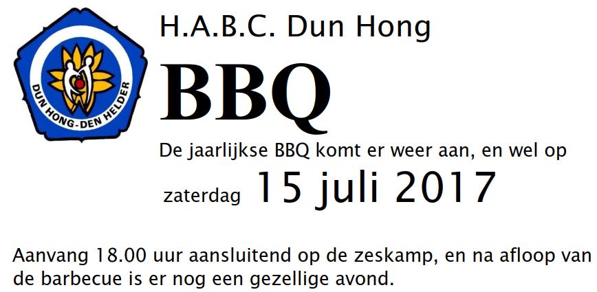Dun Hong BBQ @ H.A.B.C. Dun Hong | Den Helder | Noord-Holland | Nederland